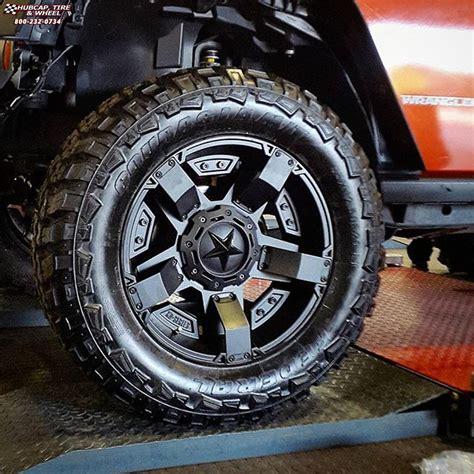 jeep wrangler xd series xd rockstar  wheels satin
