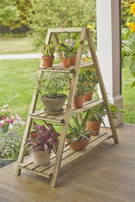best 25 outdoor plant stands ideas on pinterest diy