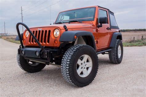 jeep wrangler 2 door soft top 1j4aa2d10al202489 2010 jeep wrangler 4 x 4 sport lifted