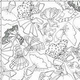 Aprons Flying Apron Coloring Pages Fabric Loralie Bty Fab Cotton Yard Loraliedesigns sketch template