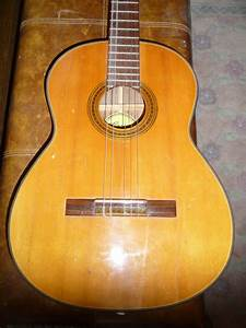 Vintage Crown Professional Classical Guitar
