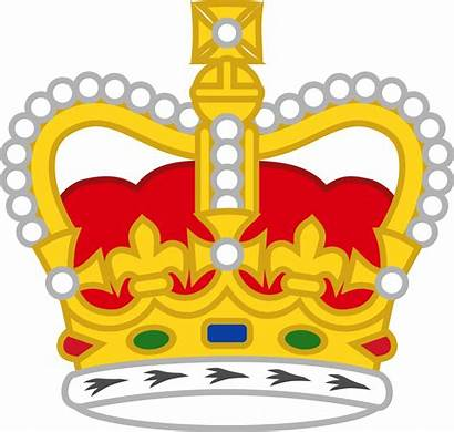 Clipart Crown Clip Jewel King British Vector