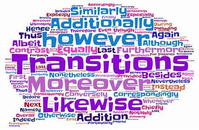 Transition Words Essay Essays Mature Transitional Phrases