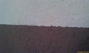 comment peindre sur crepis d39interieur With peindre mur crepi interieur