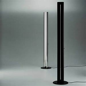 megaron led floor lamp by artemide With pizzazz led floor lamp