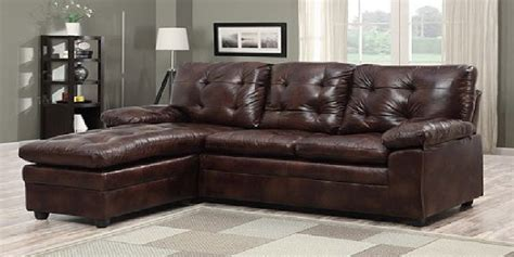small faux leather sofa faux leather sectional sofas cozysofa info