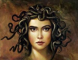 Visions Of Whimsy Medusa