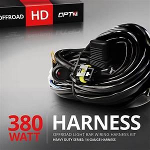 Opt7 Light Bar Wiring Harness