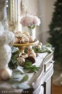 Rose Gold Decor : christmas style with turquoise and pink cedar hill farmhouse ~ Teatrodelosmanantiales.com Idées de Décoration