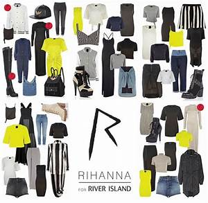 Thighs, Tits and Tummys: Rihanna for River Island | Alyson ...