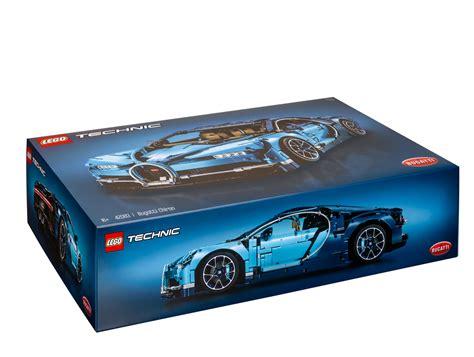 Acrylic display case for the lego® technic™ bugatti chiron (42083) odossey. High Class Design: Bugatti Chiron Gets LEGO Technic Treatment | Figures.com