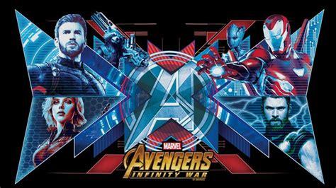 marvel da  conocer estos  posters  infinity war