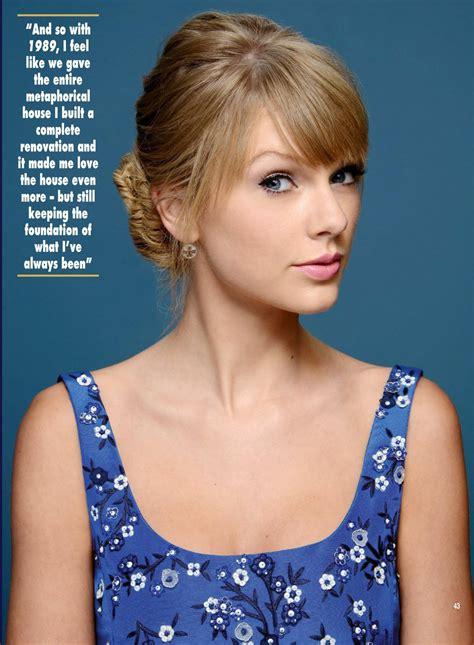 Taylor Swift - HOLA! Magazine Philippines November 2015 ...