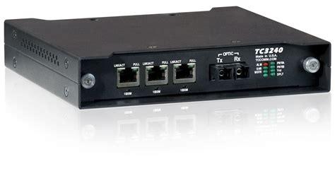 port fiber optic ethernet media converter switch