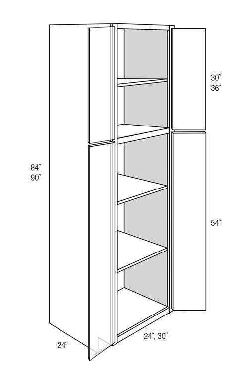 wpb tall pantry cabinet amesbury espresso rta