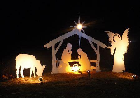 nativity inspiration outdoor nativity scene outdoor