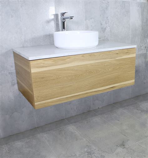 wall mount vanity timber wall mount vanity cabinet without top 900mm