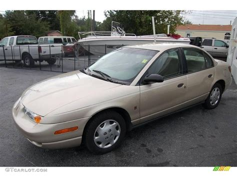 2002 Gold Saturn S Series Sl1 Sedan #15208292 Gtcarlot