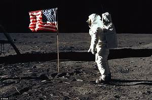 They put a man on the moon: Astonishing images of Apollo ...
