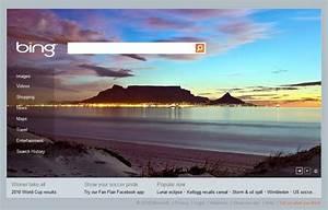 Bing Homepage Related Keywords