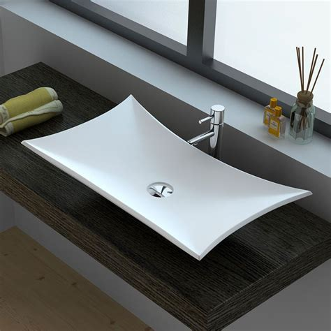 vasque a poser vasque 224 poser en r 233 sine 64x38 cm min 233 ral