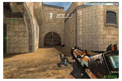 download game counter strike offline ringan