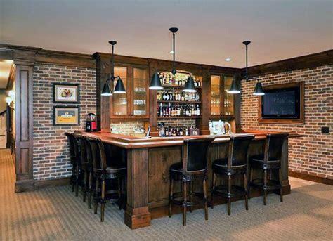 Basement Bar by 12 Basement Bars We Bob Vila