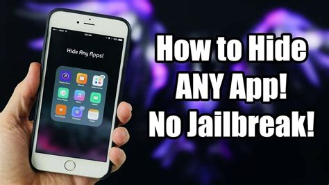 how to hide photos iphone how to hide apps on iphone without jailbreak 2017