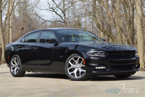 dodge charger rt review webcarz