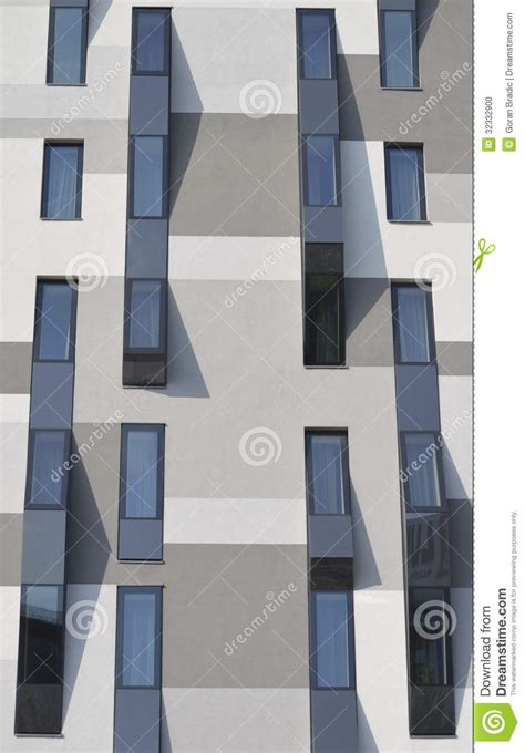 Moderne Fenster Fassade by Facade Window Stock Photo Image Of Building City