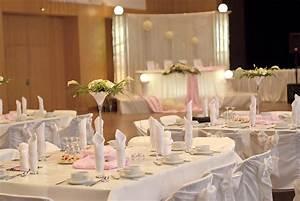 Deko Für Hochzeit : tischdekoration in rosa creme ~ Markanthonyermac.com Haus und Dekorationen