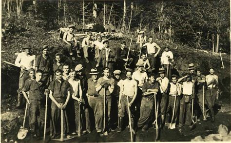 civilian conservation corps vs pwa what s the difference