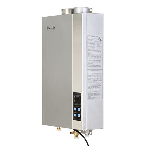 Marey 54 Gpm Tankless Liquid Propane Hot Water Heater Etl