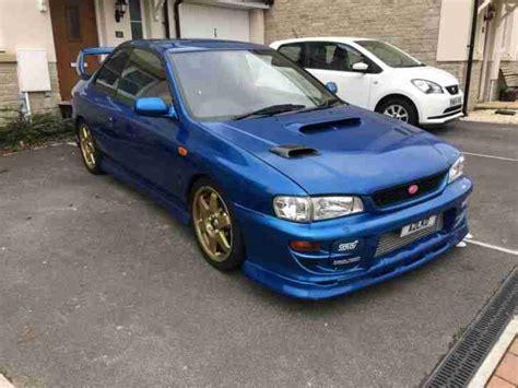 Subaru 1998 R Impreza Wrx Sti Type R 2 Door Coupe Dccd