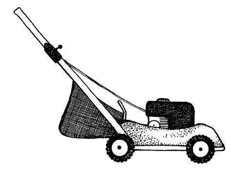 Lawn Mower Clip Best Lawn Mower Clipart 15196 Clipartion
