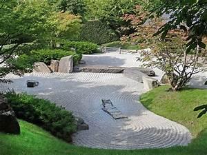 Idée Jardin Zen : jardin zen conseils d co astuces id es pratiques super d co ~ Dallasstarsshop.com Idées de Décoration