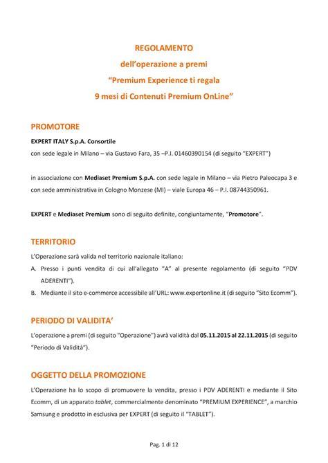 Mediaset Premium Sede Legale Calam 233 O Expert Premium On Line