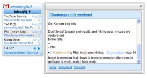 gmail bureau gmail sur votre bureau windows