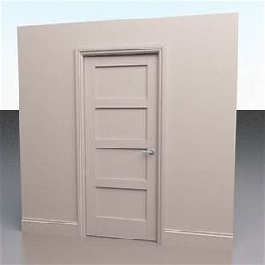 Interior 4 Panel Doors - 4 Panel Craftwood Products For