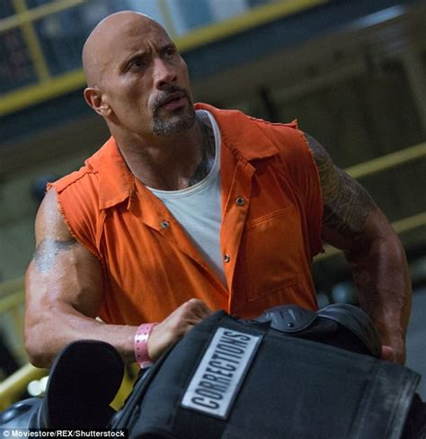 Dwayne 'The Rock' Johnson pokes fun at stunt work | Daily ...