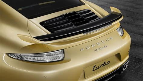 new porsche 911 turbo new aerokit for the porsche 911 turbo and 911 turbo s