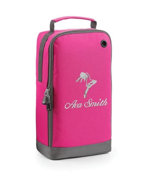 Personalised Dance Shoe Bag   WithCongratulations