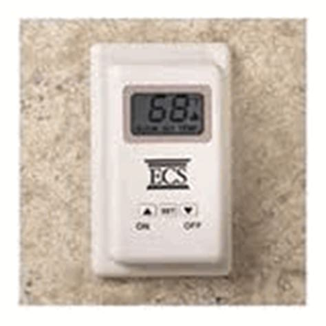 empire floor furnace thermostat empire wall thermostat with wireless remote trw