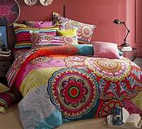 interesting bohemian duver cover 10 Gorgeous Bohemian Style Bedding Sets!