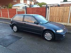 Honda Civic 1 4 Gl Manual 1990 Ef Shape Not Crx Eg Ek