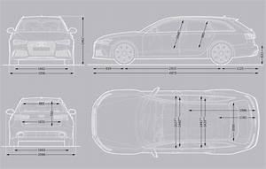Dimension Audi A4 : audi rs 6 avant audi uk ~ Medecine-chirurgie-esthetiques.com Avis de Voitures