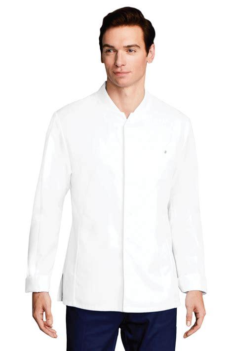 veste de cuisine homme veste de cuisine homme lexingtone blanche