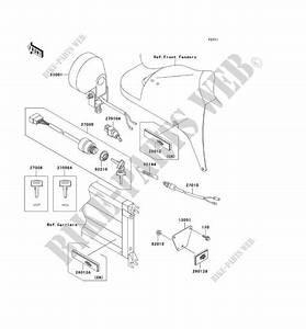 27 Kawasaki Mule 550 Parts Diagram