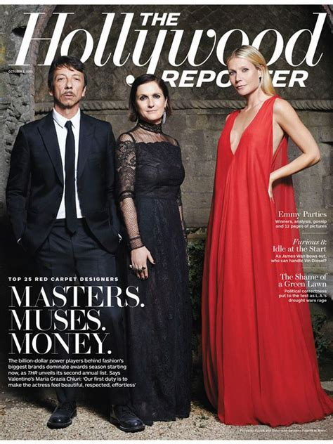 The Hollywood Reporter October 2015 Covers (The Hollywood ...