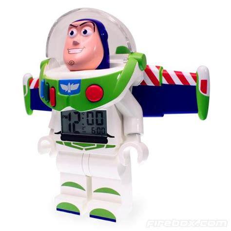 toy story lego minifigure alarm clocks gadgetsin